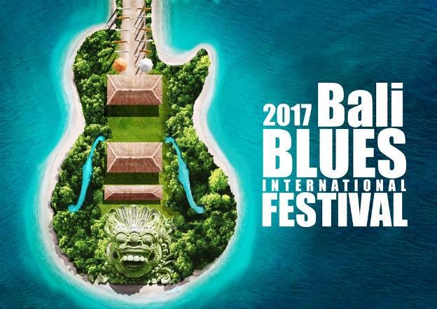 Bali Blues Festival Getarkan Peninsula Bali