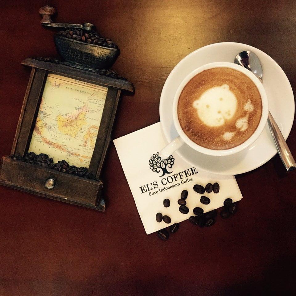 EL's Coffee Hadir di PineHurst Bandar Lampung