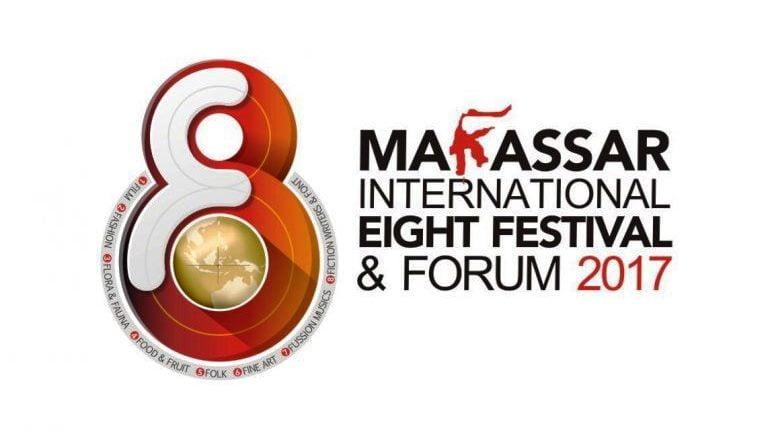 Kota Makassar Luncurkan F8Makassar 2017