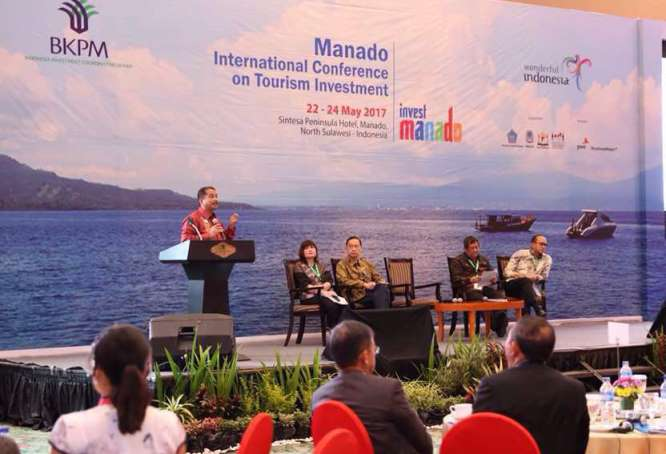 Manado International Conference on Tourism (MICT) Sepakati Bisnis Senilai USD 400 Juta