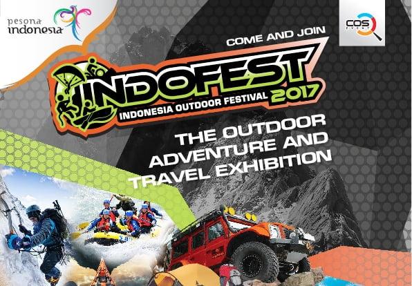 Indonesia Outdoor Festival 2017 Siap Digelar di JCC