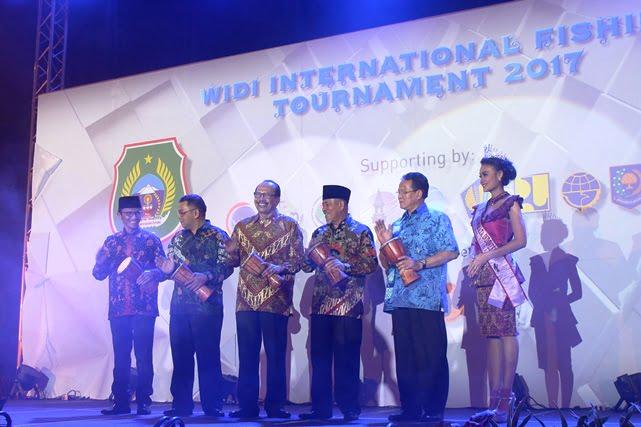Bakal Ada Lomba Mancing Internasional di Maluku Utara