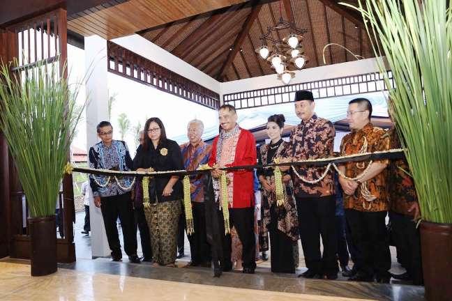 Menpar Arief Yahya Resmikan El Royal Hotel & Resort Banyuwangi
