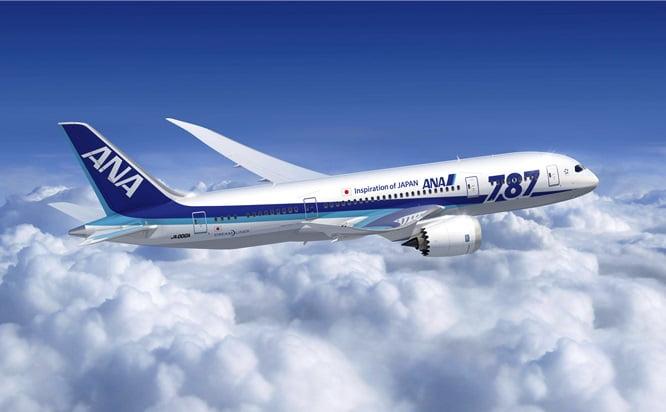 All Nippon Airways Tambah Penerbangan Jakarta -Tokyo