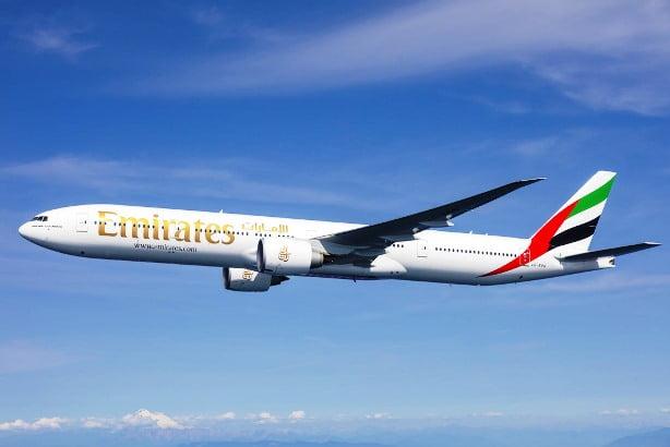 Emirates Terbang Dua Kali Sehari ke Bali