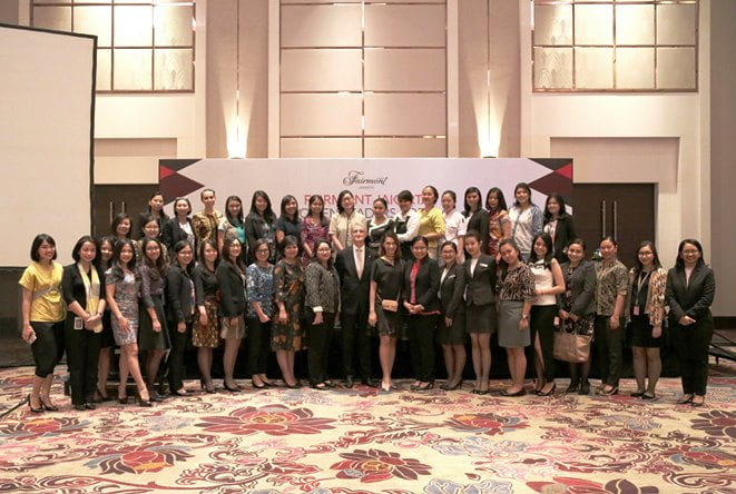"FAIRMONT JAKARTA GELAR ""WOMEN LEADERS FORUM"""