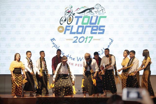 Balap Sepeda Tour de Flores 2017 Diluncurkan