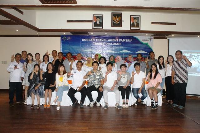Travel Dialogue, Membuka Jaringan Kerja Sama Korea Selatan dan Lombok