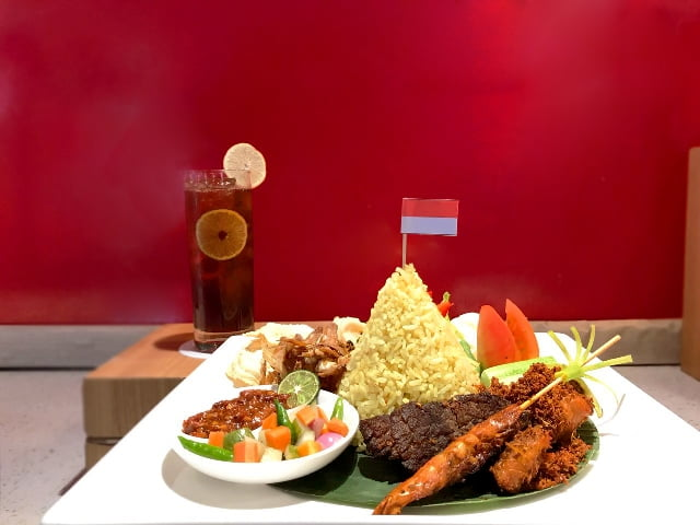 Allium Tangerang Hotel Siapkan Paket kuliner Kemerdekaan