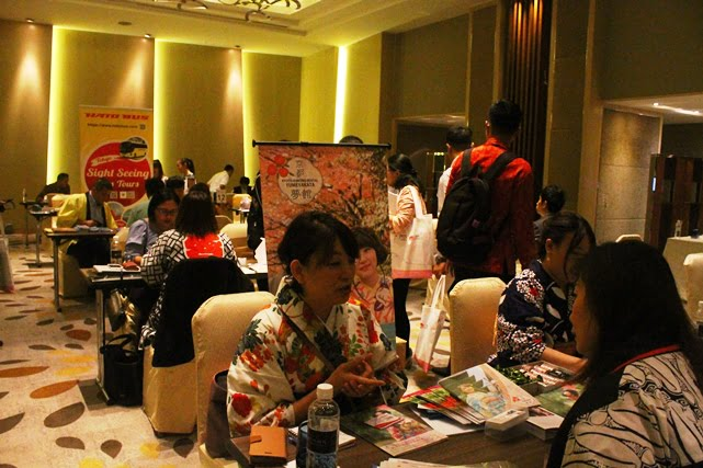 JNTO Gelar Business Meeting di 3 Kota