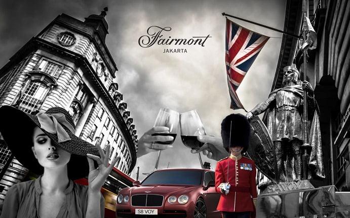 Fairmont Jakarta Hadirkan Pengalaman Kuliner dari The Savoy, London