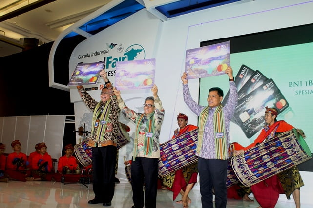 BNI Syariah Hadirkan Hasanah Card : Official Travel Card for World's Best Halal Tourism Destination