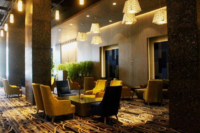 Plumeria Lounge, Ruang Teduh di Tengah Kesibukan Kawasan Kemayoran