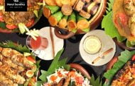 Usia ke-36, Santika Hotel Sajikan Menu Nusantara