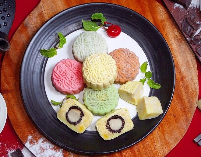 Mooncake Festival di Grand Mercure Bandung