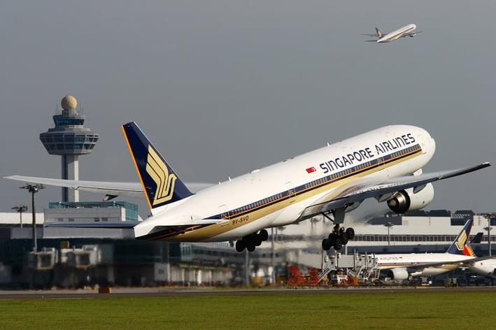 Mau Naik Singapore Airlines, ke Bandara Naik Grab Saja