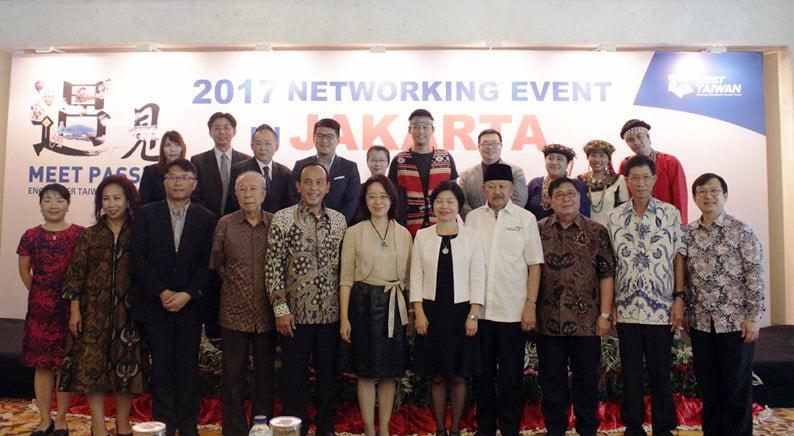 Taiwan Perkenalkan Potensi Bisnis MICE-nya di Jakarta