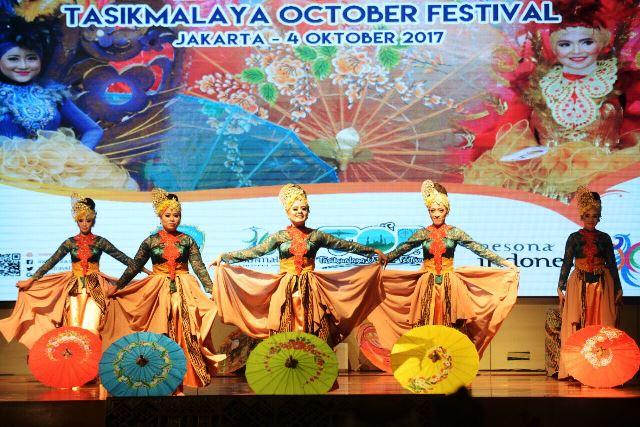 Tasikmalaya Selenggarakan Tasikmalaya October Festival