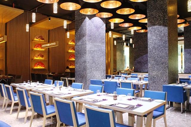 Nikmati Kuliner Berbagai Belahan Dunia di Catappa Restaurant
