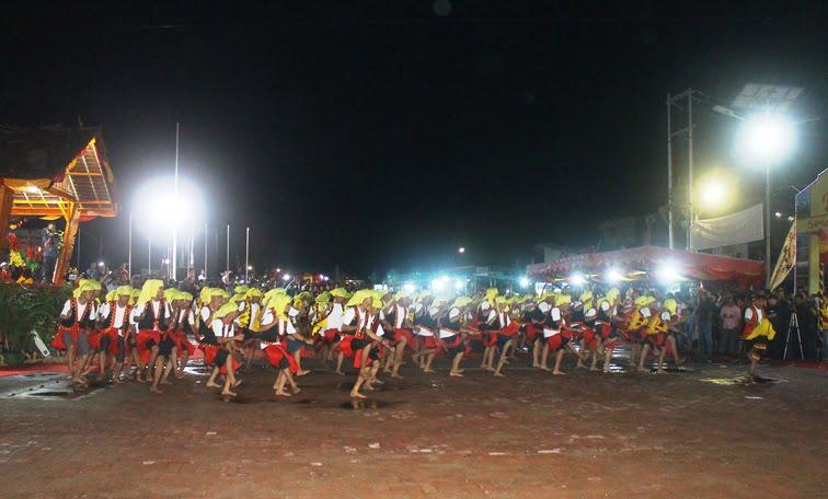 Masyarakat Pulau Nias Kembali Menggelar Pesta Ya'ahowu