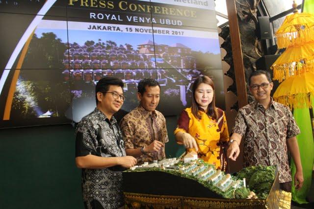 METLAND Bangun Royal Venya Ubud Hotel Resorts & Villas