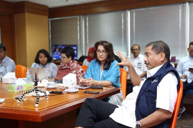 Menteri Pariwisata Ajak Industri Pariwisata Berempati Akibat Letusan Gunung Agung