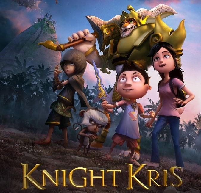 "Deddy Corbuzier Produksi Film Animasi Anak ""Knight Kris"""