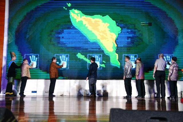 Aceh Meluncurkan Sail Sabang 2017