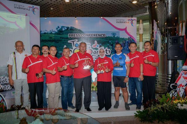 Peluncuran Tour de Linggarjati 2017