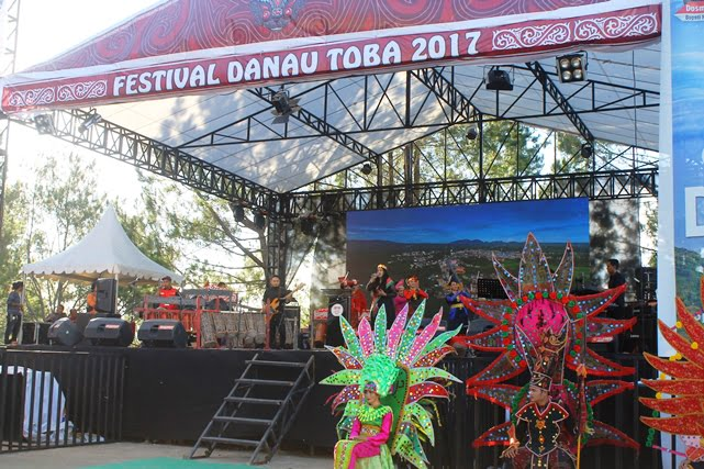 Festival Danau Toba Ke-5 Digelar di Kabupaten Humbang Hasundutan