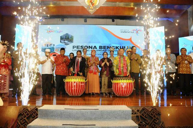 Bengkulu Meluncurkan Calendar of Event 2018