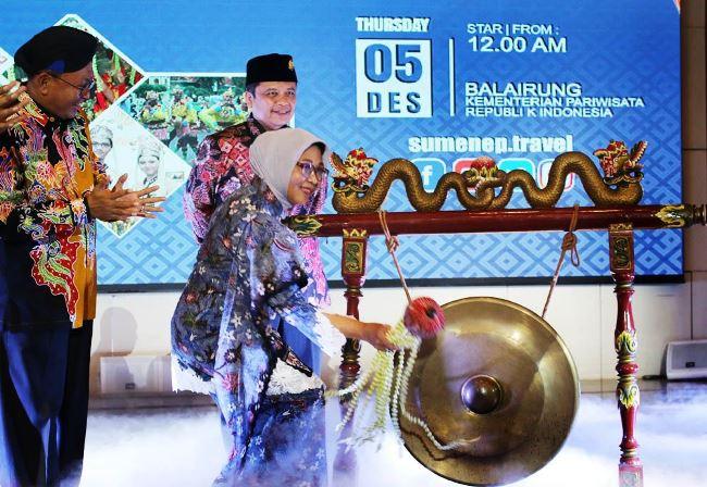 Kabupaten Sumenep Luncurkan Calendar of Event 2018
