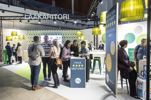 Indonesia Berpartisipasi dalam Matka-Nordic Travel Fair 2018 di Finlandia