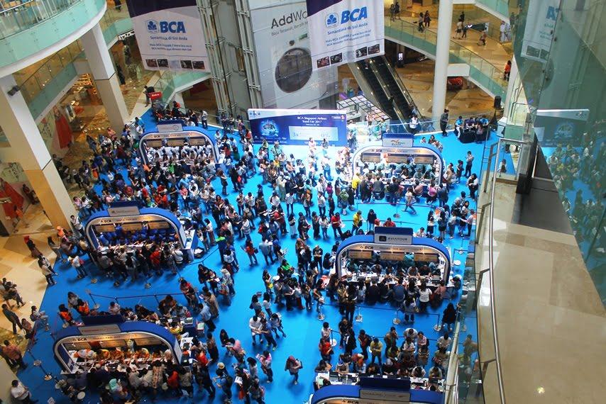 Beragam Harga dan Paket Wisata Menarik di SIA-BCA Travel Fair 2018