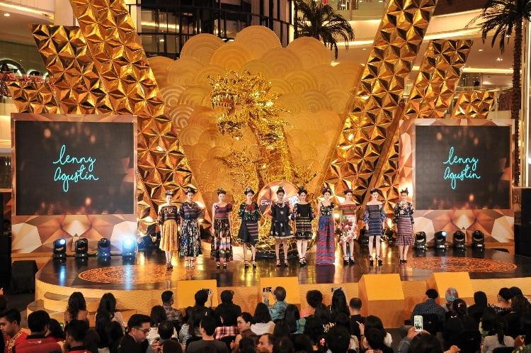 Emporium Pluit Mall Tampilkan Emporium Golden Glam Rayakan Usianya ke-9