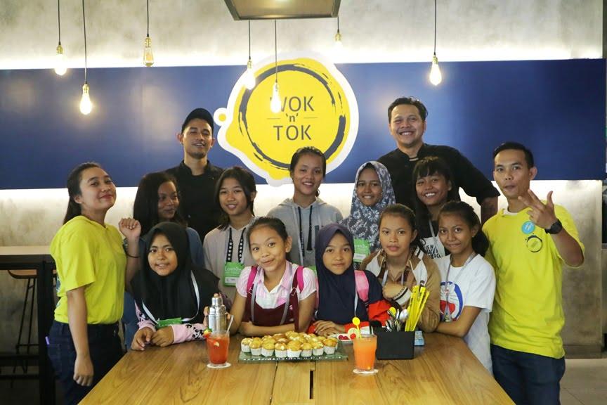 TAUZIA Perkenalkan Dunia Hotel Kepada Anak-Anak
