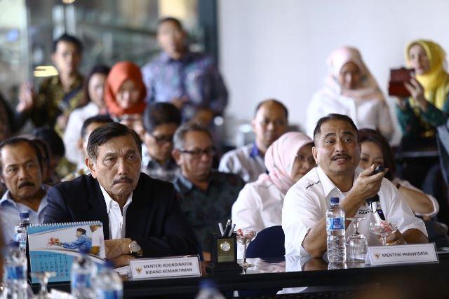 Menteri Pariwisata Luncurkan Badan Otorita Pariwisata Borobudur