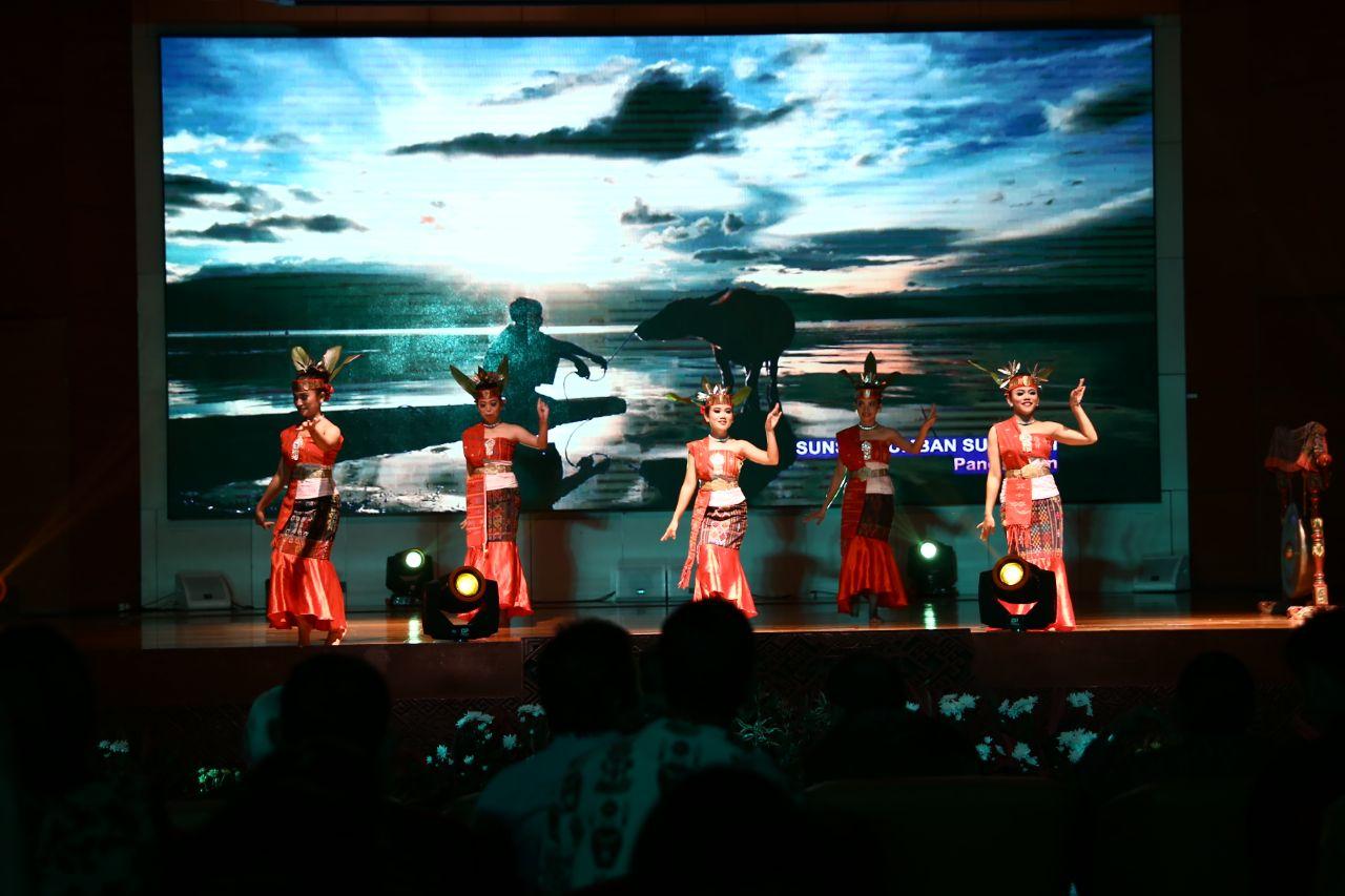 Kabupaten Samosir Luncurkan Horas Samosir Fiesta 2018