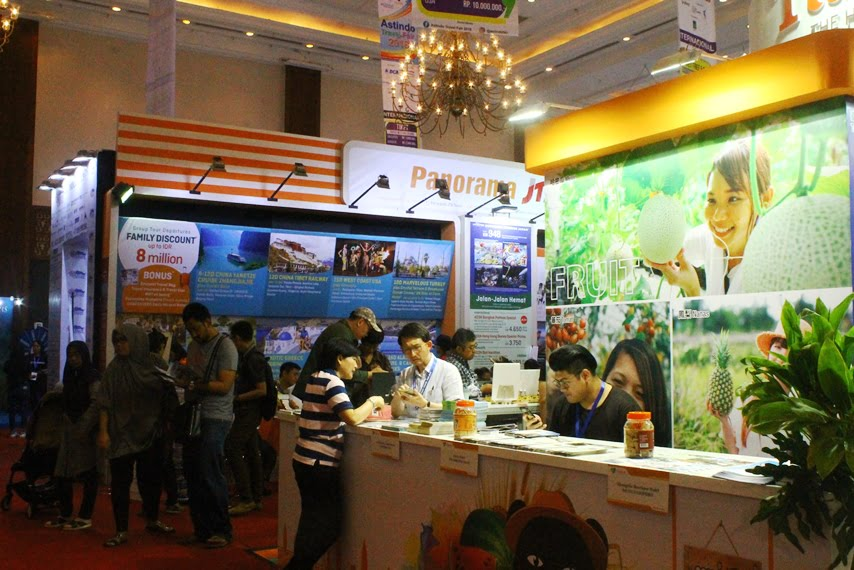 Astindo Travel Fair Kembali Digelar