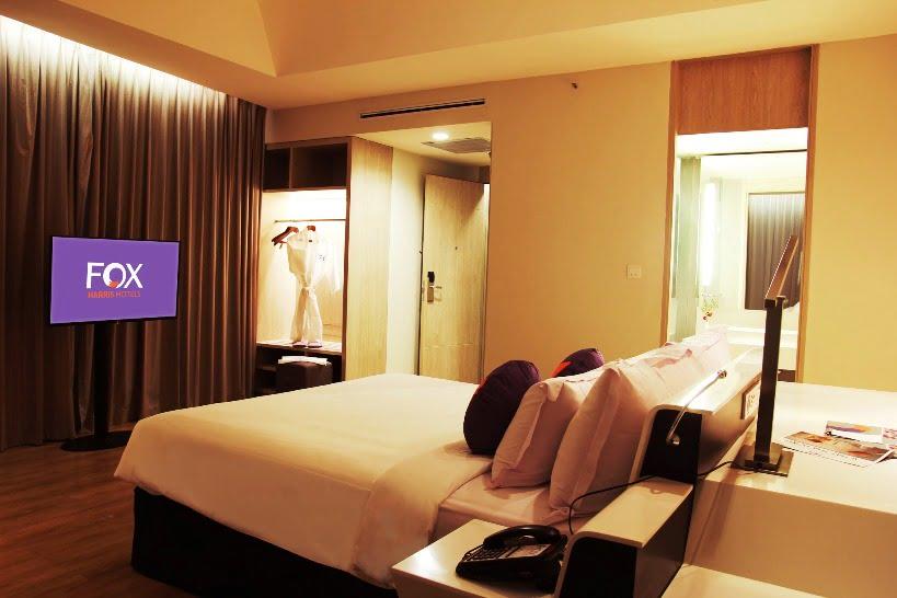 TAUZIA memperkenalkan FOX Harris Hotels secara serentak di 3 wilayah Indonesia.