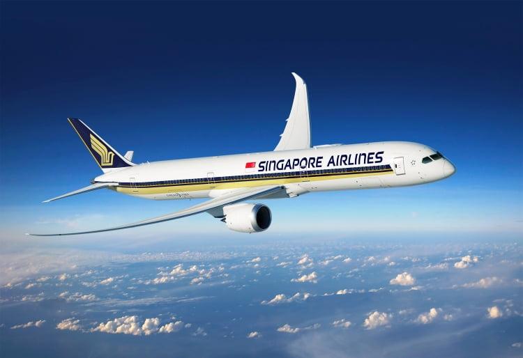 Singapore Airlines Hadirkan Boeing 787-10 Pertama di Dunia Dengan Kabin Terbaru