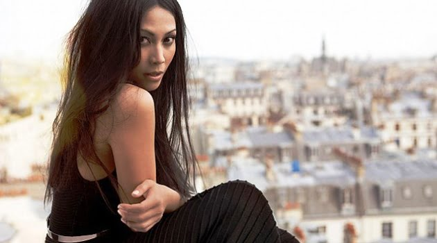 Single Internasional Anggun Masuk Tangga Lagu Billboard di Amerika