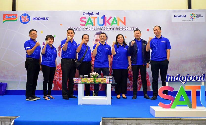 Indofood Luncurkan Kemasan dan Iklan Dukungan Asian Games 2018