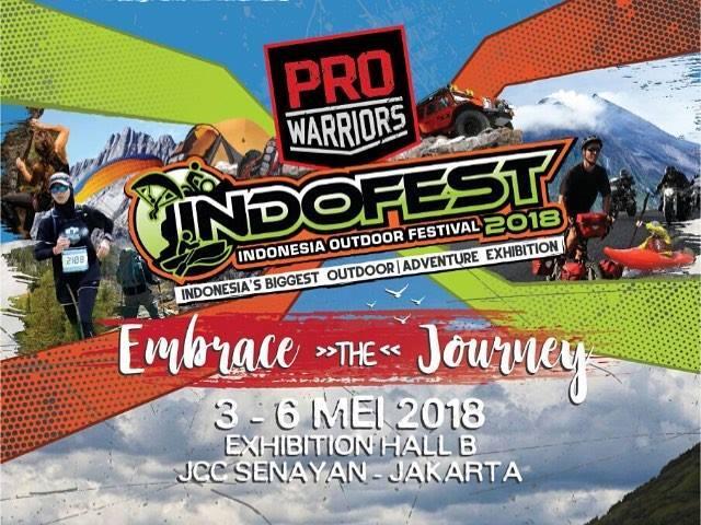 Indofest 2018 Pestanya Dunia industri Wisata Petualangan Indonesia