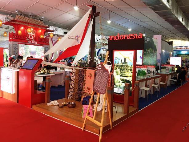 Indonesia Ikut Serta pada Vietnam Travel Mart (VITM) 2018