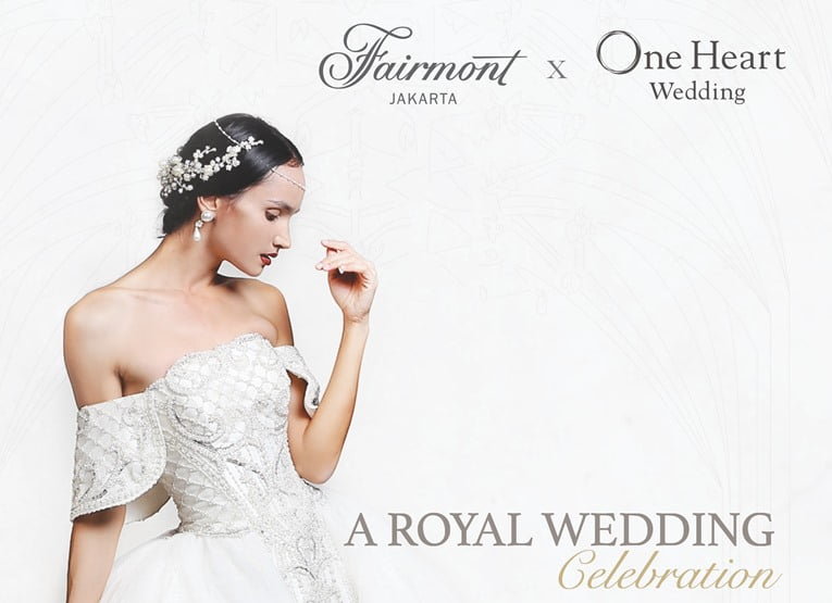 Fairmont Jakarta Turut Merayakan Royal Wedding