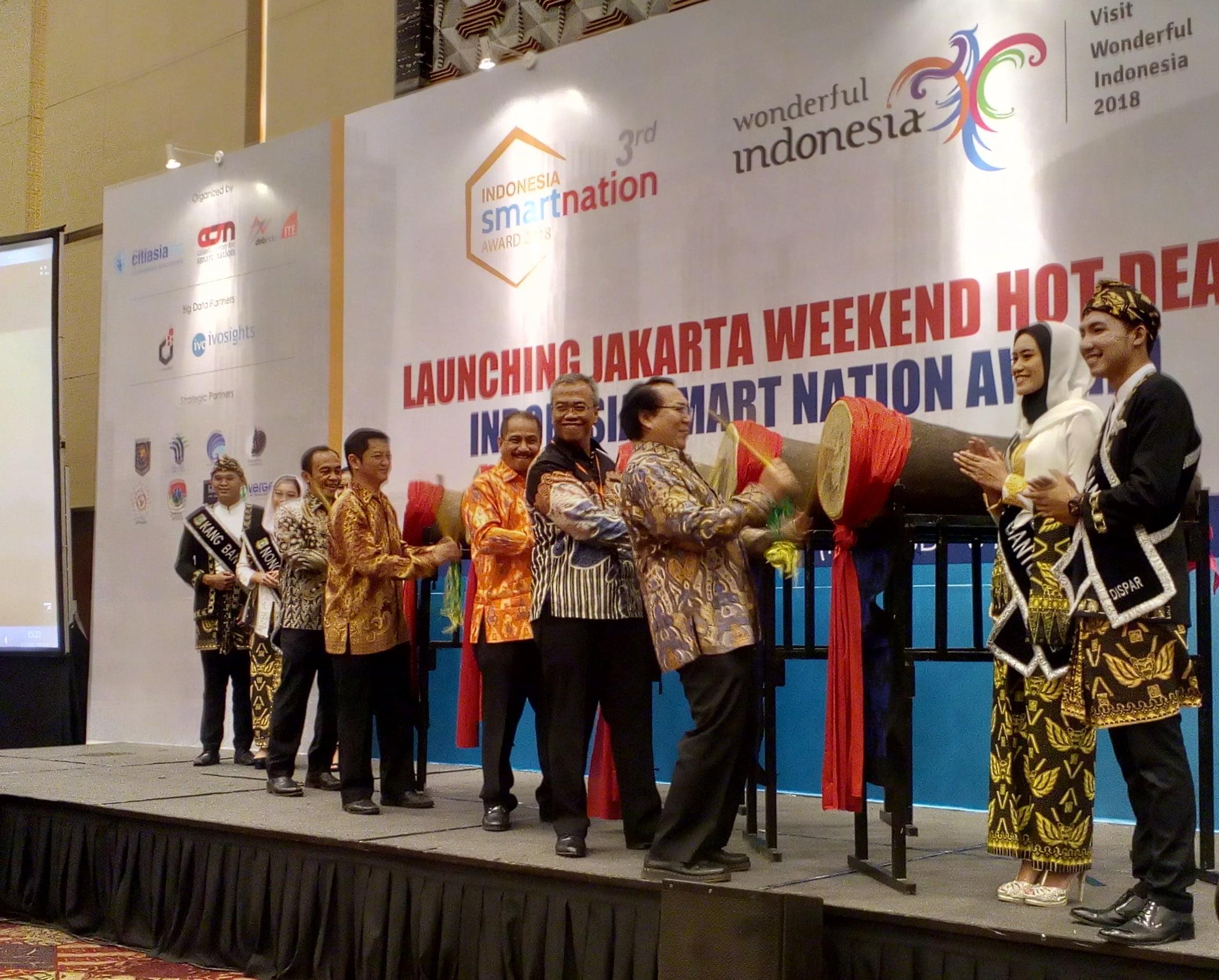 Paket Jakarta Weekend Hot Deals 2018 Diluncurkan