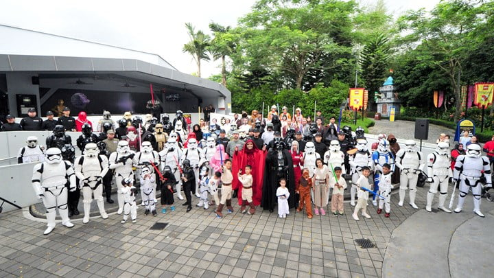 Legoland Malaysia Selenggarakan Star Wars Speed Build Challenge