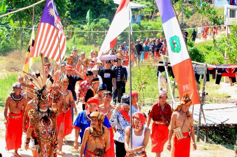 Kabupaten Bengkayang Gelar Festival Internasional Dayak Bidayuh