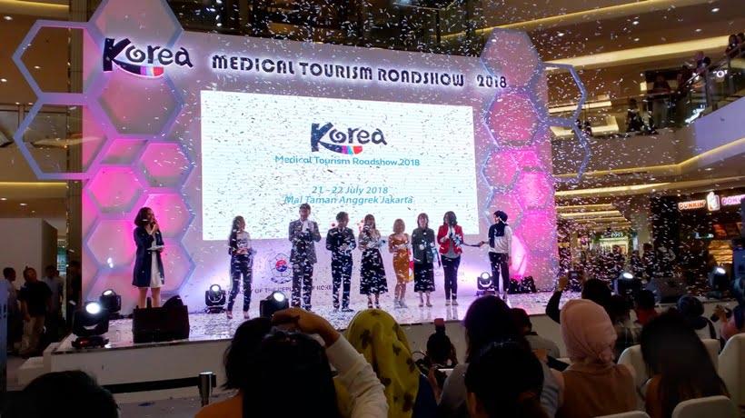 Wisata Medis Korea Berpameran di Mal Taman Anggrek